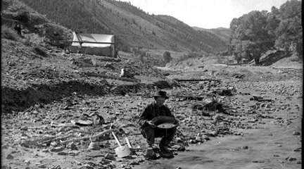 Photograph, Where gold was first discovered in Colo., 1890, L.C. McClure, Denver