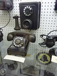 Photography, Old Telephones and assorted equipment, Chester Paul Sgroi, 23 Dec 2