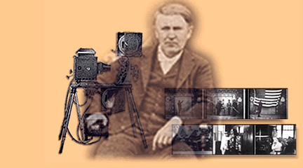 Image, The Edison Manufacturing Co. and Thomas A. Edison, Inc.