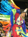 "Photo, ""2005 Powwow,"" Kristine Brumley, Smithsonian Institution, Flickr Commons"