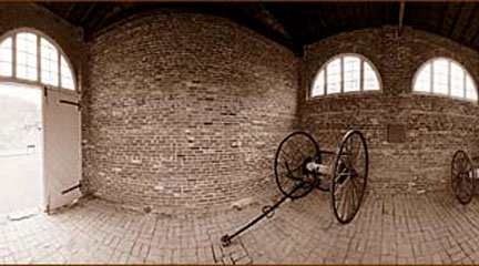 Photograph, John Brown's Fort, 1999, PBS Online.