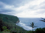 Photography, Unspoiled north shore of Hawaii's Oahu Island, between 1980 and 200