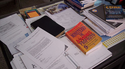 Photography, My Desk, 15 March 2006, Flickr CC