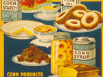 Poster, Wholesome - nutritious foods from corn, Lloyd Harrison, c.1918, LoC