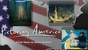 Picturing America homepage, NEH