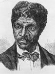 Engraving, Dred Scott, 1887, LOC