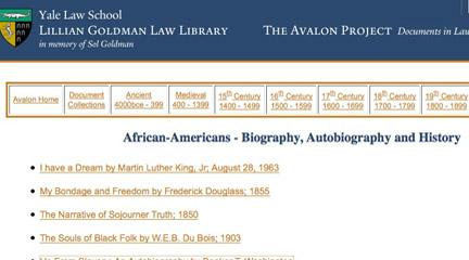 Image, African-Americans--Biography, Autobiography and History, 2008, Avalon.
