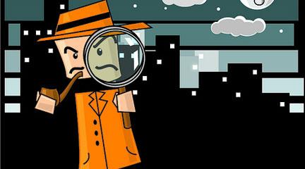 graphic, detective, 13 Nov 2008, Flickr CC