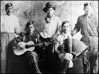 Image for Frontera Collection of Mexican American Music
