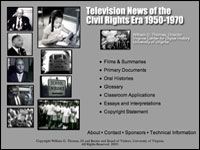 Image for Television News of the Civil Rights Era