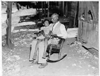 Born in Slavery: Slave Narratives from the Federal Writers' Project, 1936-38