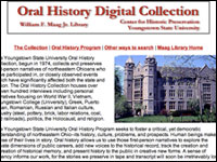 Image for Oral History Digital Collection