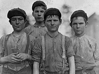 Image for Child Labor in America, 1908-1912: Photographs of Lewis W. Hine
