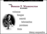 Image for Booker T. Washington Papers