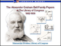 Image for Alexander Graham Bell Family Papers