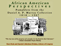 Image, Pamphlets from the Daniel A. P. Murray Collection, 1818-1907