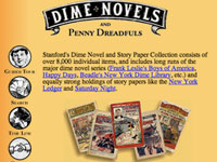 Image for Dime Novels and Penny Dreadfuls