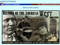 Image for History of the American West, 1860-1920