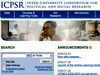 Image for Inter-University Consortium for Political and Social Research
