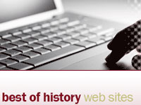 Introductory image and logo (edited together), Best of History Websites