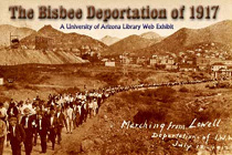 Logo, Bisbee Deportation of 1917