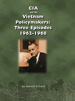 "Cover, ""CIA and the Vietnam Policy Makers: Three Episodes 1962-1968"""