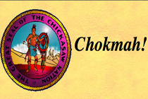 Logo, Chickasaw History website
