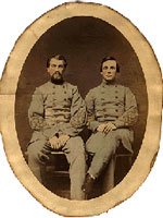 Photo, Donaldson and Rand, Confederate Soldiers, January 1862