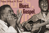 Logo, Now What a Time: Blues, Gospel, and the Fort Valley Music Festivals