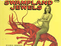 Cover, Recording, Swampland Jewels