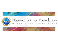 Logo and website graphic (edited), National Science Foundation