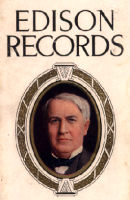 Image, Catalog for Edison cylinder records, 1911, Inventing Entertainment