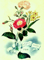 Cover Image, Godey's Lady's Book