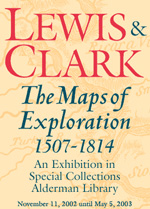 Logo, Lewis & Clark, The Maps of Exploration