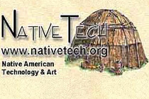 Logo, Native Tech website
