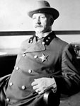 Photo, Police Captain Max Nootbaar, Jul. 21, 1914, Chicago Daily News